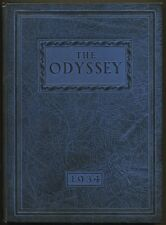 Published by the Class of 1934: The Odyssey: Annual Publication of the Senior Cl