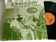JOHN KIRBY 1939-41 Flow Gently Charlie Shavers Billy Kyle Russell Procope LP