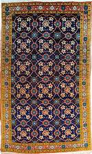 Varamin Teppich Orientteppich Rug Carpet Tapis Tapijt Tappeto Alfombra Wolle Rar