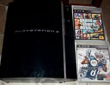 New Lot Pre-Owned Playstation3 With Games