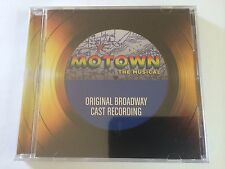 """Motown The Musical Original Broadway Cast Recording"" Bonus Tracks CD Brand New"