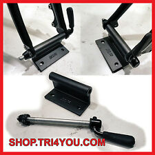 DELTA BIKE HITCH BIKE HOLDER FOR TRANSPORT ROOF TRUNK WITH QUICK RELEASE