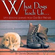 What Dogs Teach Us...: Life's Lessons Learned from Our Best Friends - Dromgoole,