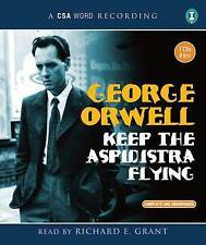 Keep the Aspidistra Flying by George Orwell (CD-Audio, 2011)