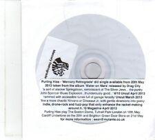 (DP78) Purling Hiss, Mercury Retrograde - 2013 DJ CD