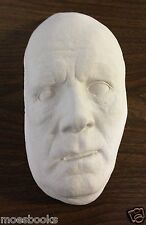 John Cleese plaster Life Mask (from Monty Python, Time Bandits) Limited Edition
