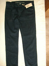 NWT WOMEN PAPER DENIM & CLOTH DARK SKINNY JEANS SIZE 8/29 L31