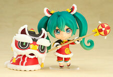 Vocaloid Hatsune Miku Lion Dance Ver. Nendoroid Action Figure EXCLUSIVE