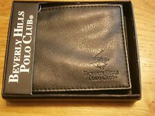 BEVERLY HILLS POLO CLUB MEN'S WALLET