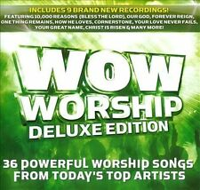 Various Artists-Wow Worship (Lime) [Deluxe Edition] CD NEW