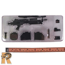 CD75001 - MK46 Mod 0 Machine Gun (Black Para Stock) #2 - 1/6 Scale Figures