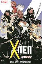 X-Men Vol. 3: Bloodline, Clayton Mann, Brian Wood, New Condition