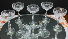 6 Likörgläser von Zwiesel - Cristallerie !! Echt Bleikristall !!
