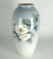 Royal Copenhagen Porzellan Vase Handbemalt Denmark Porcelain Vase Handpainted