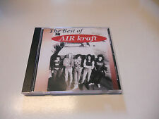 """Airkraft """"The best of... """" Rare Indie cd Printed by Band"""