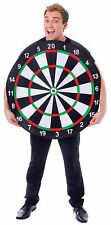 DART BOARD COSTUME FANCY DRESS STAG PARTY OUTFIT