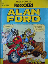 Raccolta Alan Ford Estate 1998 n°1  [G285A]