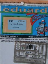 Eduard 1/48 FE339 Colour Zoom etch for the Tamiya Heinkel He162A-2 Spatz kit