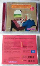 Bach Brandenburgische Konzerte Hörspiel+Musik DO-CD TOP