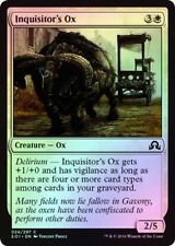 Inquisitor's Ox - Shadows over Innistrad - Common (Foil) - Near Mint