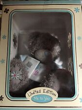 L@@K - BOXED SEASONAL ME TO YOU TATTY TEDDY BEAR LIMITED EDITION - SUMMER