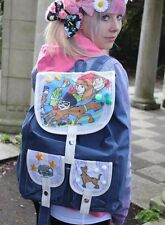 VTG SCOOBY DOO GOBBOLINO BACK PACK BAG DIY FESTIVAL KAWAII JAPAN kawaii cosplay