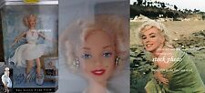 Marilyn Monroe White Dress 1997 The Seven Year Itch NEW MINT Mattel Barbie Doll