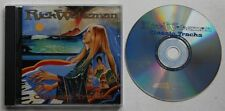 Rick Wakeman Classic Tracks USA CD PR Sticker On Back Yes