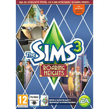 PC game Sims 3 Roaring Heights Add On extension NEW