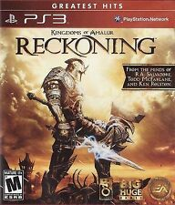 Kingdoms of Amalur: Reckoning Greatest Hits PS3