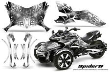 CAN-AM BRP SPYDER F3 GRAPHICS KIT CREATORX DECALS SPIDERX W