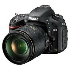 NIKON D610 24.3 MEGAPIXELS DIGITAL SLR CAMERA WITH 24-85MM VR LENS