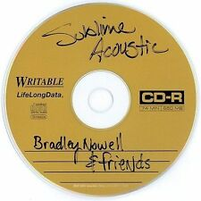 Sublime Acoustic: Bradley Nowell & Friends by Sublime  NO FRONT ARTWORK