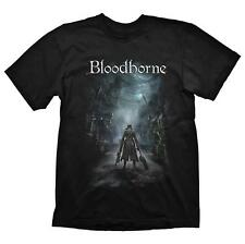 BLOODBORNE Night Street T-Shirt  Extra Large  Black (GE1712XL)