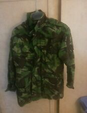 UN BRITISH TIGER STRIPE ABU COMBAT UNIFORM COAT - 170 HEIGHT 96 BREAST