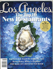 Los Angeles Magazine January 2015 TOP 10 RESTAURANTS IN L.A. PLUS THE OSCARS