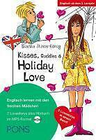 BUCH - PONS Kisses, Cuddles & Holiday Love - Bianka Minte-König + CD