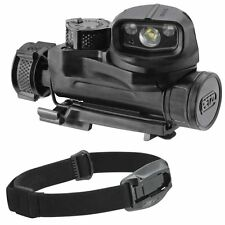 STRIX IR Black E90BHBN Tactical Rail Fishing Hunting RGB Constant Lighting Petzl