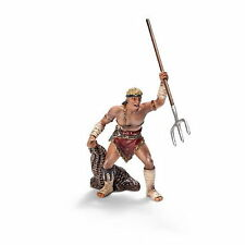 FIGURINE SCHLEICH WORLD OF HISTORY NEW HEROES 70075 LE RETIAIRE GLADIATEUR NEUF