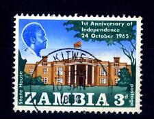 ZAMBIA - 1965 - Government House, Lusaka