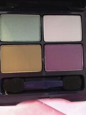 Avon True Color Powder Eyeshadow Quad SPRING Mirrored RARE Discontinued