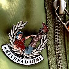 This Is England 'Lol' Pin Badge Skinhead Moonstomp Oi! Specials Ska 2Tone Jabsco