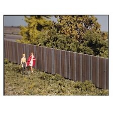 Walthers Cornerstone 933-3521 HO Scale Wood Fence - Plastic Kit