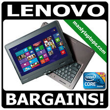 GRADE A - LENOVO TWIST S230u ULTRABOOK TOUCHSCREEN i5 8GB 256GB SSD TABLET LAPTO