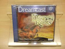 """SEGA DREAMCAST  """"DRAGON RIDERS"""" /NEW-UNOPEN/à voir!!"""