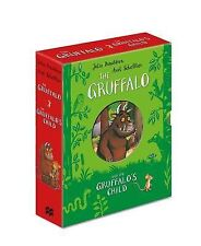 NEW - The Gruffalo and The Gruffalo's Child board (Board book) ISBN144727489X