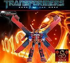 Transformers DOTM Year of the Dragon Exclusive Ultimate Optimus Prime MISB