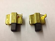 NEW MILWAUKEE BRUSH ASSEMBLY (2x) 22-20-1010 REPLACES 22-20-0920 and 22-20-0555