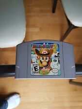 Mario Party 2 (Nintendo 64, 2000) tested