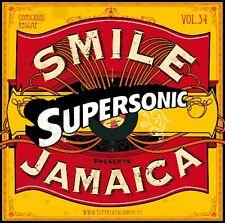 SUPERSONIC SMILE JAMAICA REGGAE MIX CD